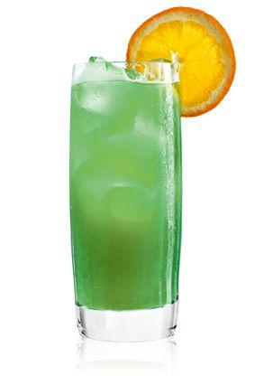 Kom isterninger i et højt glas. Hæld Cuba Caramel og Roses Lime i. Kom grøn sodavand i til det bruser op.  Hvis du ikke kan få grøn sodavand, brug da sprite og gerne et…