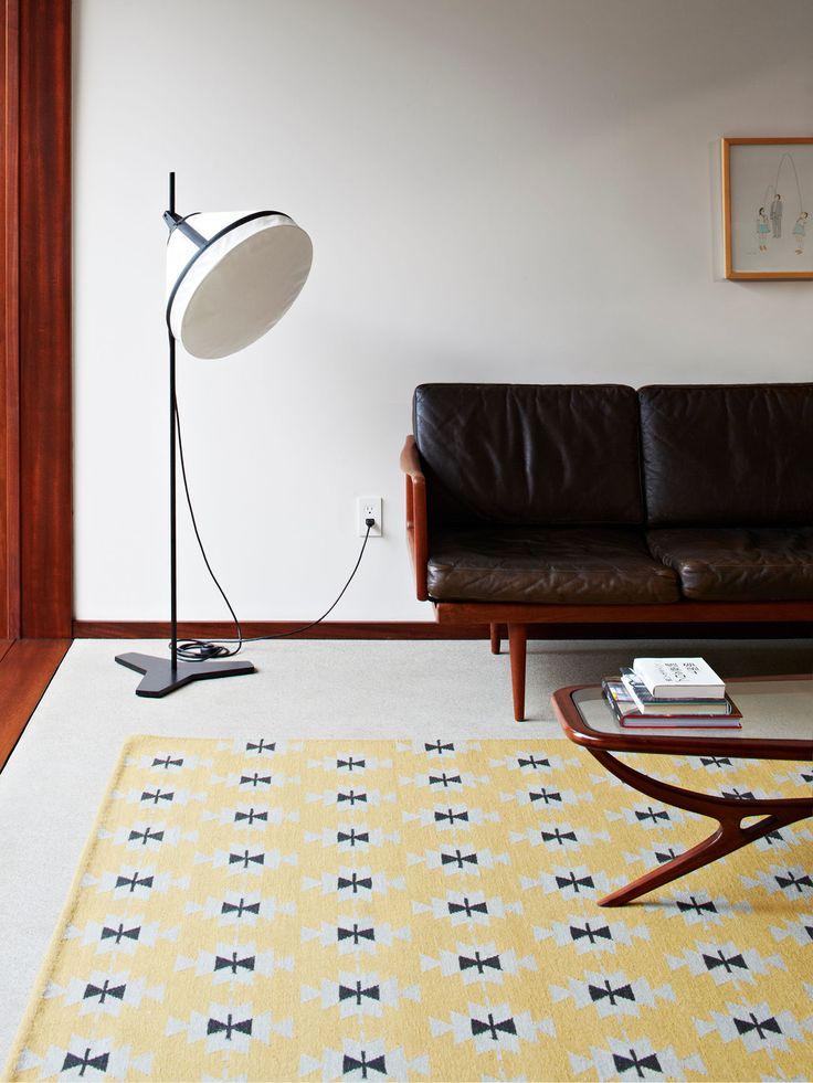 Kilim Weave – Pilgrim by Armadillo and Co | handmade fair trade rugs