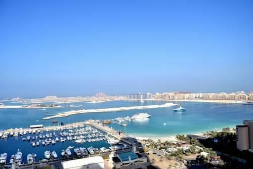 Dubai Marina - Princess Tower -