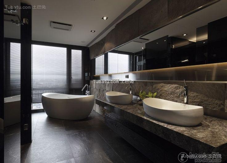 Modern Style Bathroom 721 best bathroom images on pinterest | design bathroom