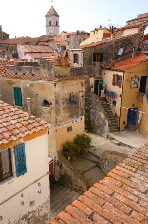 #Capoliveri #Elba island #Tuscany