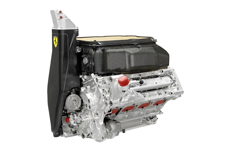 Ferrari F138 Type 056 Engine