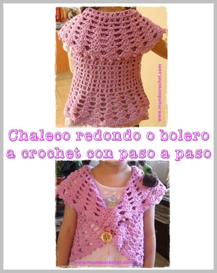 59 besten Crochet - Child Clothing Bilder auf Pinterest   Häkelideen ...