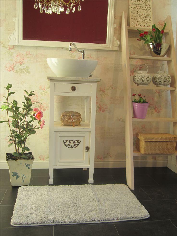 16 besten waschtisch g stebad antik bilder auf pinterest schabby schick vintage stil und. Black Bedroom Furniture Sets. Home Design Ideas