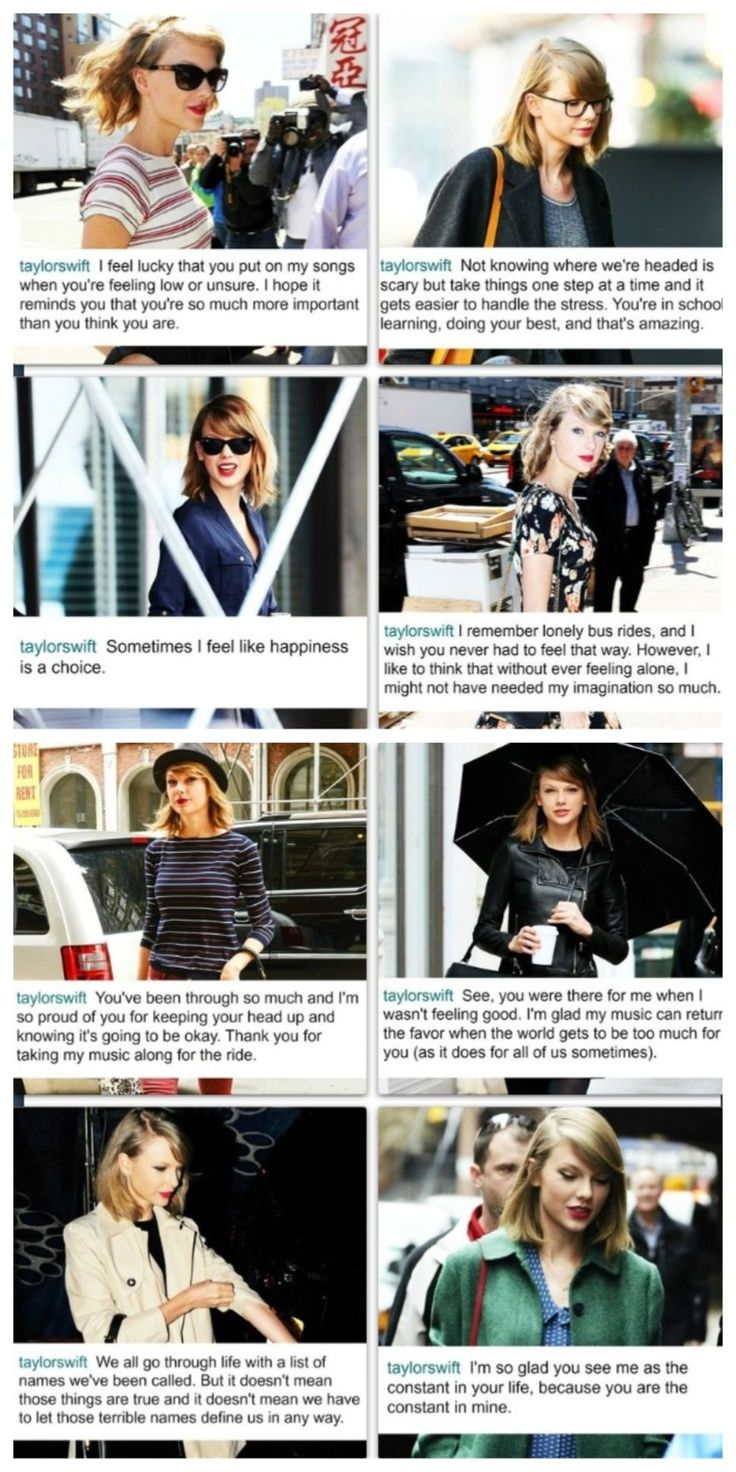 This is why I love Taylor, and also why I don't understand how haters can hate?!