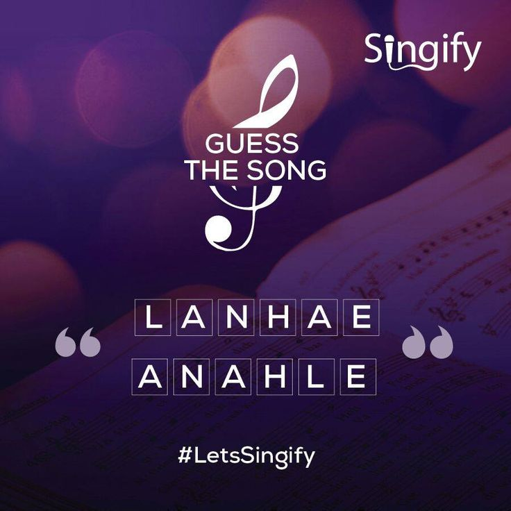 Re-arrange these jumble letters to find a super hit song.  #GuessTheSong #Tamil #Songs #LetsSingify Showcase Your Talent with Singify Visit @ https://www.singify.com