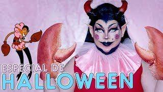 Esta drag queen mexicana se ha ganado Halloween con su disfraz de un personaje de las 'Chicas Superpoderosas'