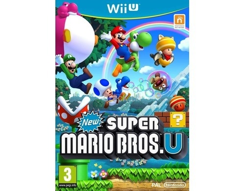 New Wii U Games 2013 : Nintendo wii u game new super mario bros gavin xmas list