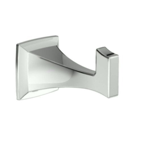 Jado 048010.144 Pyke Robe Hook, Brushed Nickel by JADO. $54.58. From the Manufacturer                To achieve a totally integrated bathroom look, it's essential that the major components-tub, shower, faucets, and toilet-be complemented by carefully chosen accessories. The Pyke Collection is a study in elegance. Sculptural in nature, this transitional bath line pays close attention to curves and the refined silhouette.About American Standard Brands Great performanc...