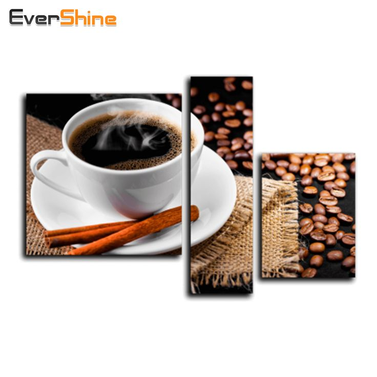 ==> [Free Shipping] Buy Best Needlework 5D DIY Diamond Painting Coffee Crystal Embroidery Kit 3PCS Multi-pictures Rubik Cube Hobbies Home Decor Crafts Online with LOWEST Price   32678108318