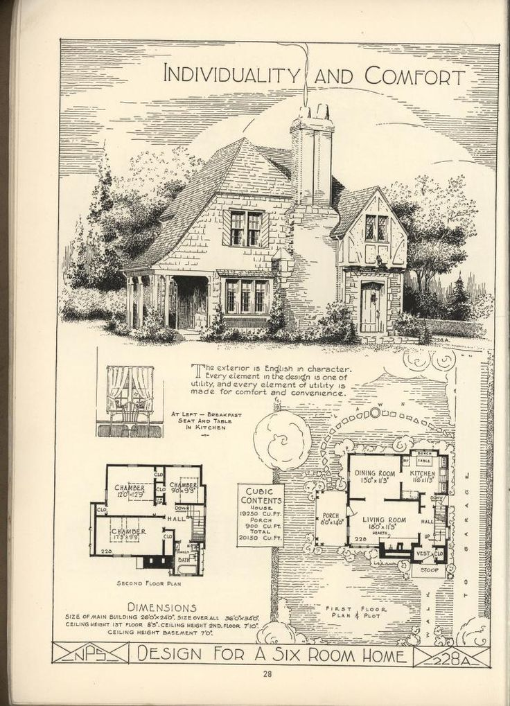 346 best 1920s house images on Pinterest | 1920s house, Architecture ...