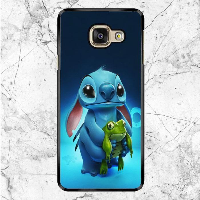 Disney Stitch With Frog Samsung Galaxy A5 2016 Case ...