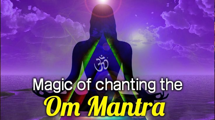 Benefits of Om Chanting