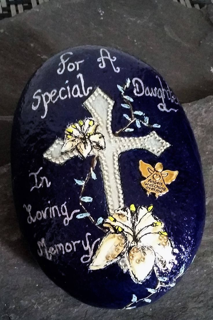 In memory of ornaments - Special Daughter Memorial Stone Memorial Ornament For Outside Or Inside In Loving Memory Keepsakes Sympathy Remembrance Gifts