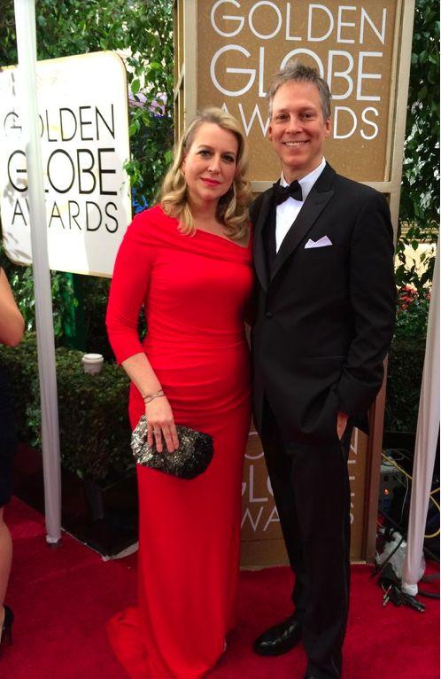 Cheryl & Brian Golden Globes; http://scarletchamberlin.com/2015/01/13/cheryl-brian-go-to-the-golden-globes/