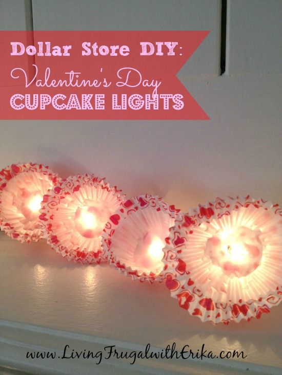 Valentineu0027s Day Cupcake Lights. Shop For White Light/white Cord String  Lights Here: