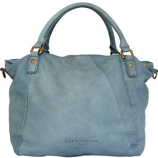 LIEBESKIND Tasche AmandaB Double Dyed, Light Blue