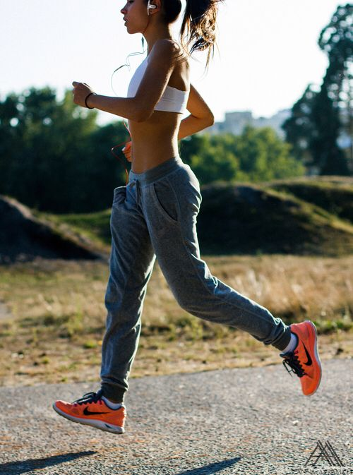 Running outdoors can be fun once you get on the Road@