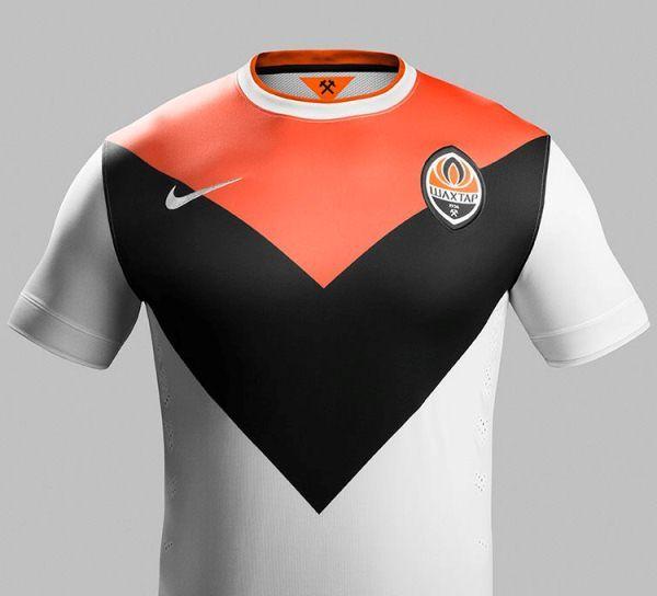 Shakhtar Donetsk Away Kit 2014/15