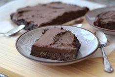 Saftiger Low Carb Zucchini-Schokoladenkuchen - Lachfoodies.de - Dein Low Carb Blog