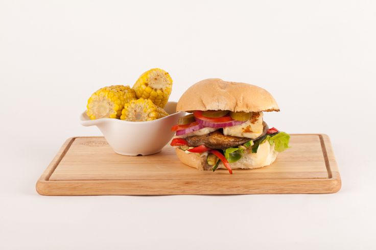 Yummy veggie burger avail at our Express stores...