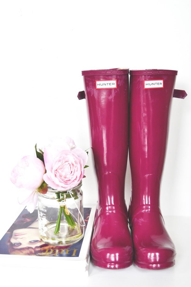 What To Wear With Hunter Boots | Summer Edition