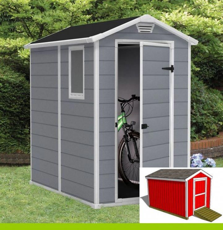 Fast shed building tips with 10x12 shed plans shedplans