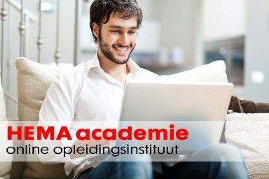 HEMA-academie. Gratis online cursussen voor bibliotheekleden.