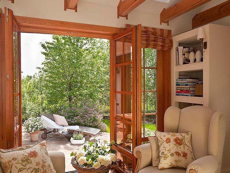 adelaparvu.com despre casa rustica cu interior in stil povensal, casa Polonia, Foto Piotr Gesicki (22)