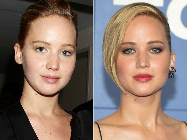 celebs with and without makeup - Google Search