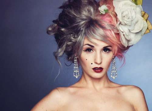 yes,,,,: Audreykitching, Inspiration, Style, Marie Antoinette, Hairs, Makeup, Beauty, Hair Color, Audrey Kitching