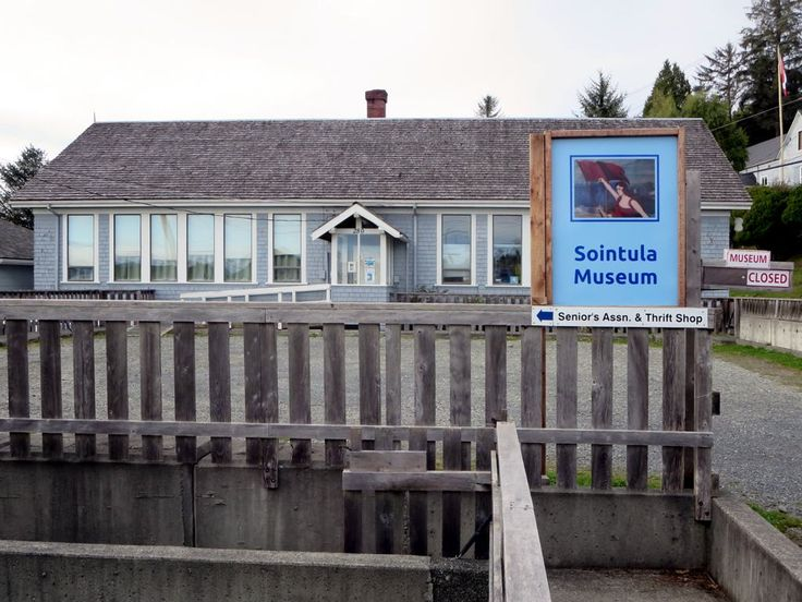 The Sointula Museum in Sointula on Malcolm Island, British Columbia, Canada, is housed in the old Superior School Building 280.