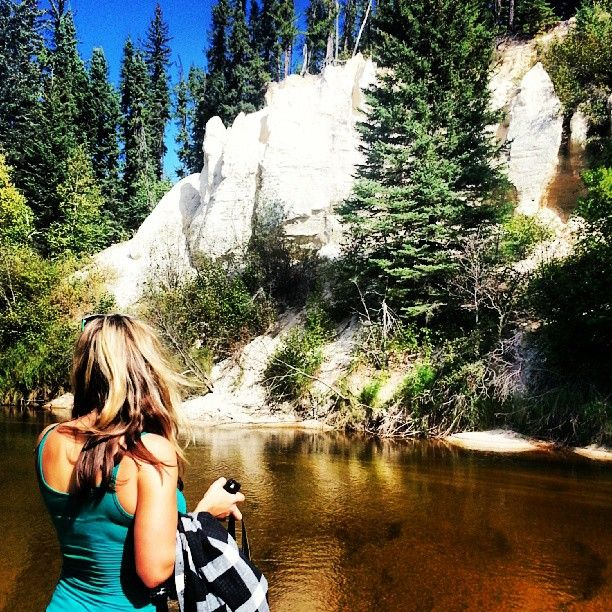 Want to know more about the sandstone cliffs located in Saskatchewan? Check out this video from our bloggers recent trip to the Nipekamew area.