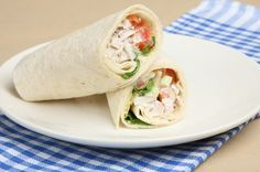 Chicken salad wrap Jorge Cruise recipe                                                                                                                                                                                 More