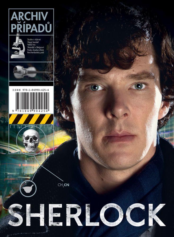 Tato bohatě ilustrovaná kniha psaná formou popisu jednotlivých případů od Johna Watsona, která je proložena informacemi o historii Sherlocka Holmese, obsahuje mimo jiné také biografii sira A. C. Doyla, zajímavé osudy dřívějších adaptací, zajímavosti ohledně jednotlivých epizod, citáty tvůrců a ro...