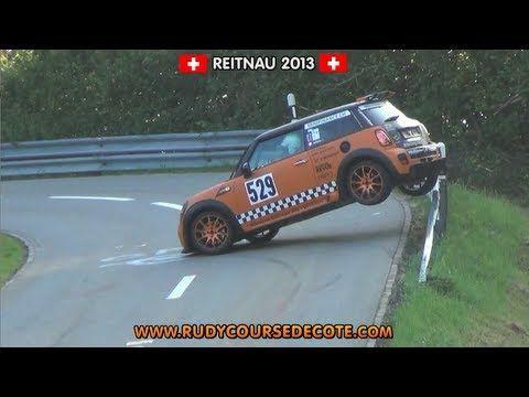 BEST-OF -- Course de Cote / Bergrennen / Hillclimb -- REITNAU 2013 (Suisse)