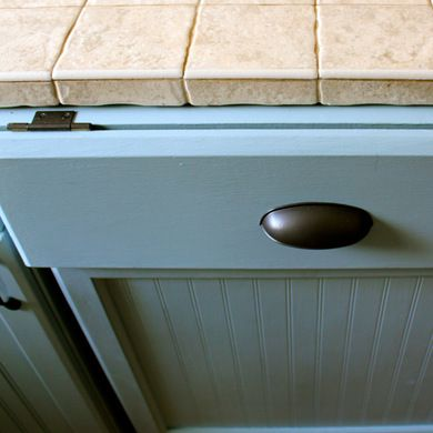 Dishwasher Cover - Dream It, Do It: DIY Kitchen Makeover - Bob Vila