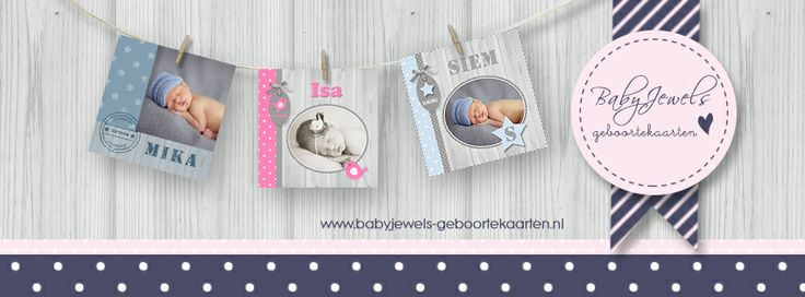 www.babyjewels-geboortekaarten.nl