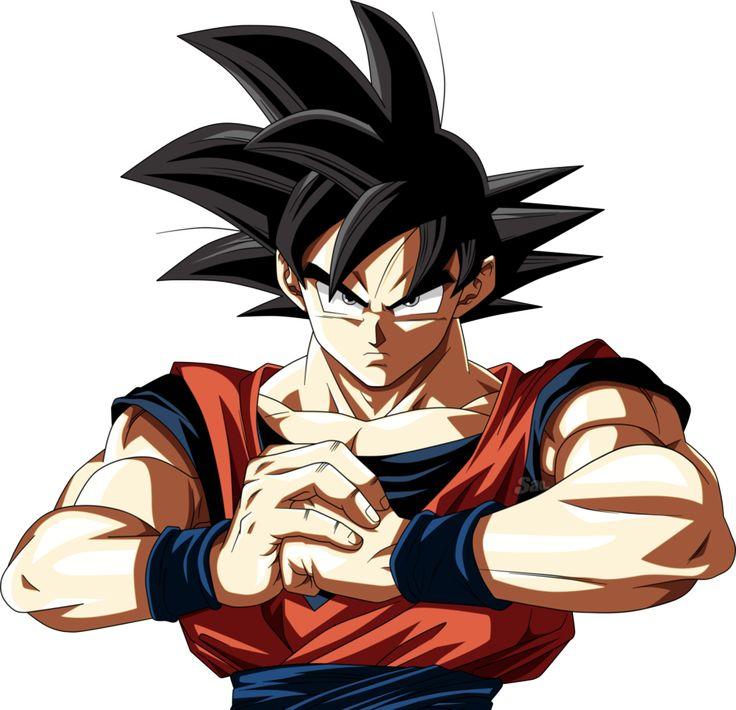 Goku - Universe Surviver by SaoDVD