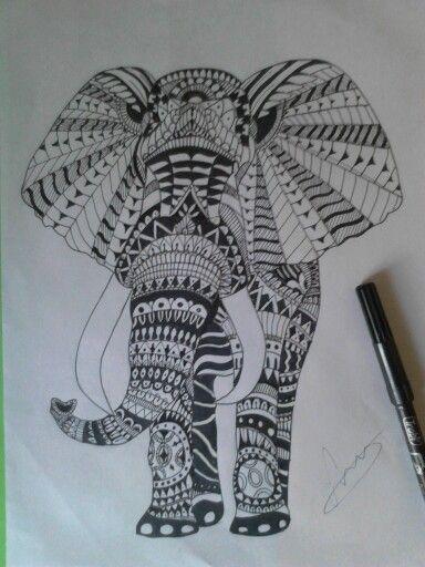 #elefante