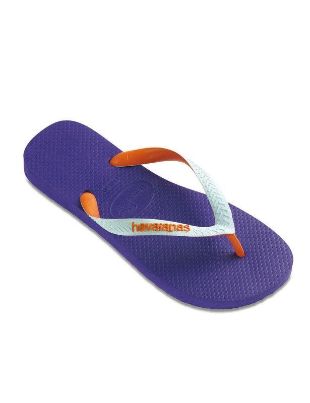 Unisex Non-slip Flip Flops Giraffe In Orange Stripe Cool Beach Slippers Sandal