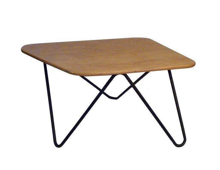 pierre guariche chaise meurop steiner 1950 vintage fair. Black Bedroom Furniture Sets. Home Design Ideas