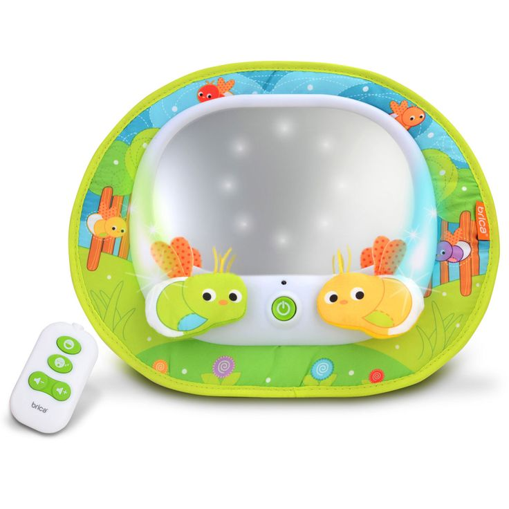 Baby In-Sight® Magical Firefly Auto Mirror