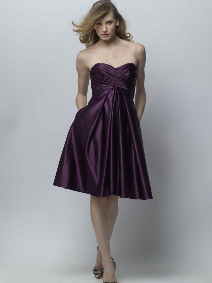 Unusual Knee Length Cocktail Dresses