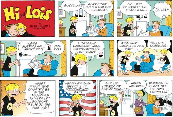 46 Bedste-billeder Om Comic strip Hej Og Lois On Pinterest-5881