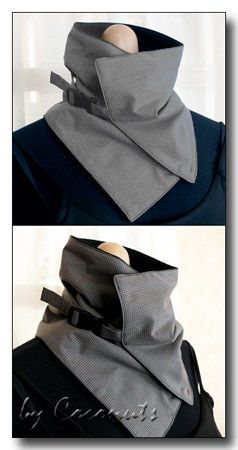 Mets ton écharpe ! - La couture by Coconuts.   Crafty!   Snood, Sewing et  Diy scarf bfc8af072fb
