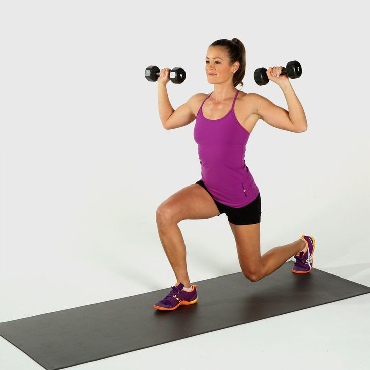 Incinerate Fat and Build Muscle With This Kickass Workout |https://www.popsugar.com/fitness/Weight-Training-Women-Dumbbell-Circuit-Workout-33387231