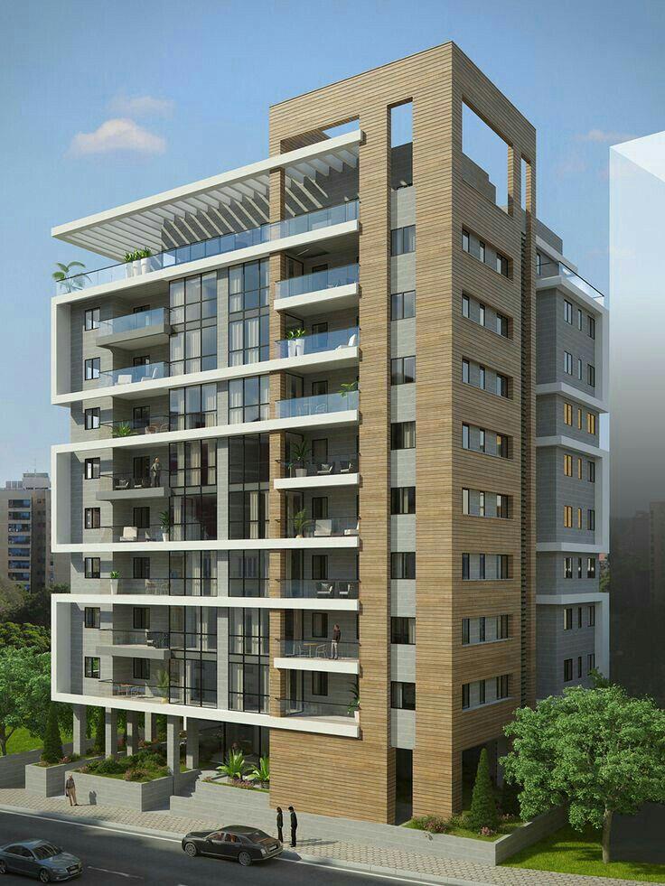 Mejores 10 im genes de fachadas edificios en pinterest for Fachadas edificios modernos