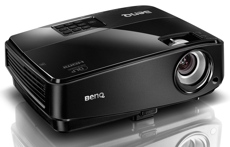Projektor multimedialny BenQ MS517 http://e-tablice.com