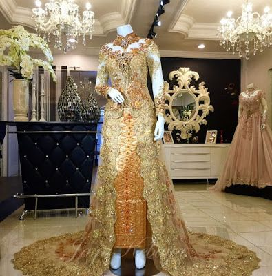 Nyi Roro Kidul Kebaya dress